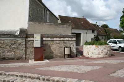 place de l'Église (photo: SHCB)